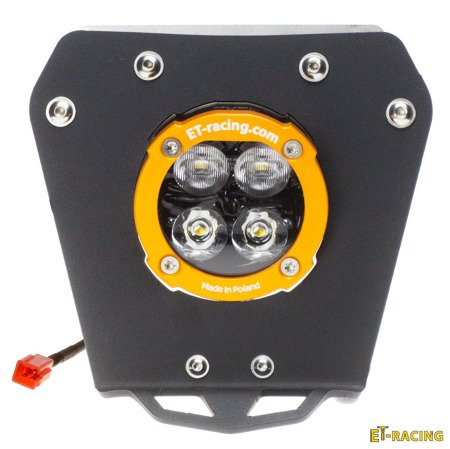 Led Lamp Dual 4 KTM EXC 2018-21 with injection