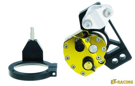 Steering Damper With Mounting Bracket for KTM EXC 08-22 HSQ 14-22
